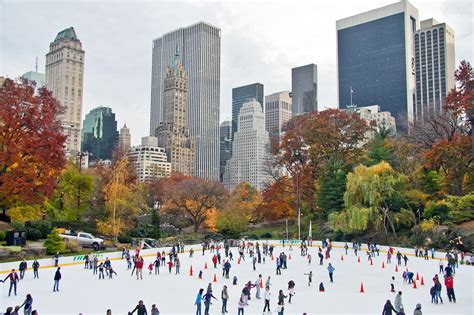 Central Park Winter Jam Guide Including Snow Activities