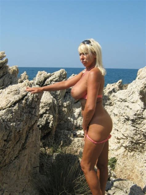 nathalie french milf blonde amateur bigtits mature france sexy o