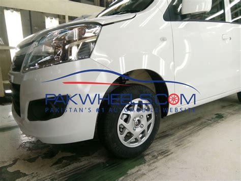 Pak Suzuki Confirms 2018 Wagon R Updates