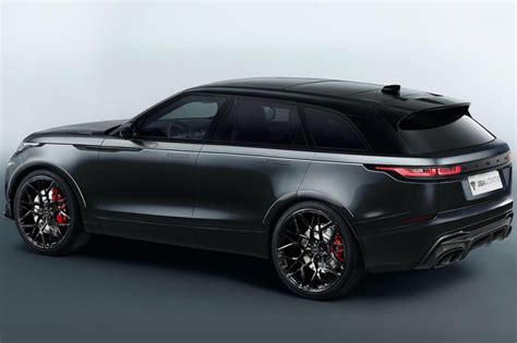 Land Rover Range Rover Velar Modification by Range Rover Velar Heeft Zijn Eerste Make Te Pakken