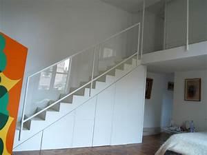 Rambarde d'escalier TOULOUSE Hypercentre