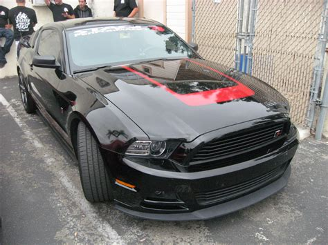 Roush Ford Mustang Modified By Granturismomh On Deviantart