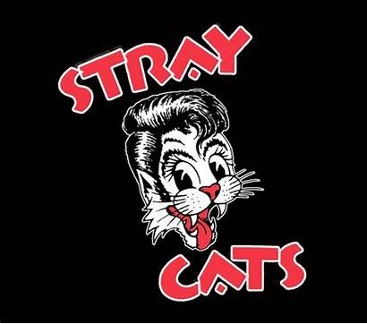 Stray Cats Website Band Cat Logos Official