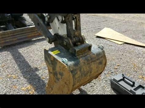 welding chain hooks  bobcat  excavator bucket  welding rods youtube