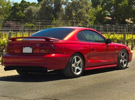 19941998 Ford Mustang Something Old, Something New The