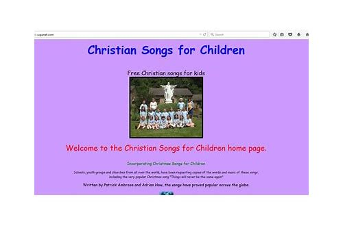 sites to download gospel music for free