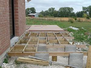 comment construire terrasse la reponse est sur admicilefr With construire sa terrasse bois