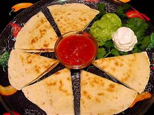 Chicken Quesadillas Recipe Food com