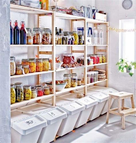 kitchen storage ideas ikea die besten 10 ideen zu speisekammer organisieren auf 6174