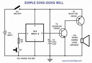 Doorbell Switch Symbol  U0026 Switch Button With Door Bell