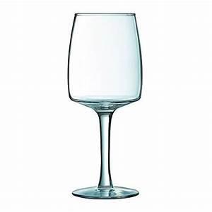 Verre à Eau à Pied : luminarc 7276008 lot de 6 verres pied eau ver achat ~ Teatrodelosmanantiales.com Idées de Décoration