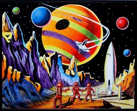 space explorers by bryan ward from gallery