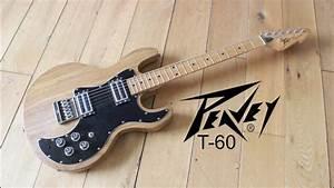 Peavey T-60 Electric Guitar