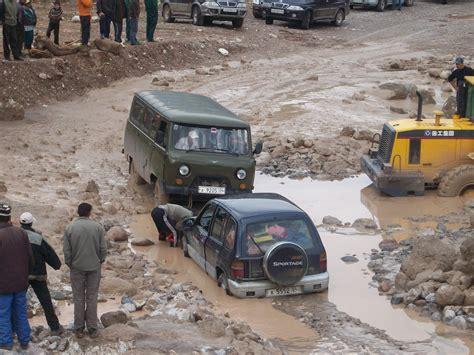 File:Stuck in a river crossing in Darvoz, Tajikistan.jpg ...