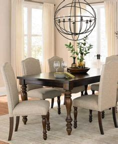 vase dining rooms and branches on