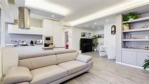 Interni Casa Moderna  Come Creare Uno Spazio Elegante E