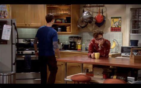 Big Bang Theory  kitchen island inspiration   Apartment