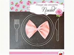 Pliage De Serviette Papillon : 9 pliages de serviettes faciles elle d coration ~ Melissatoandfro.com Idées de Décoration