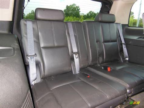 2007 Chevrolet Tahoe Ltz Rear Seat Photo #68521024