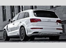 Audi Q7 Kahn Design Packages Alloy Wheels Car Parts