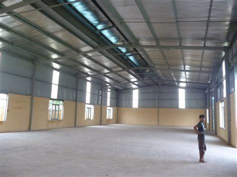 Cho Thuê Nhà Xưởng Tại Hà Nội 1000m (20x50m) ở Khu Công