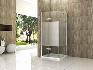 Dusche Ohne Duschtasse : duschkabine canto fr 90 x 90 x 195 cm ohne duschtasse alphabad ~ Indierocktalk.com Haus und Dekorationen