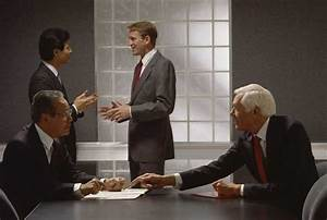 Handle Conflict and Negotiation