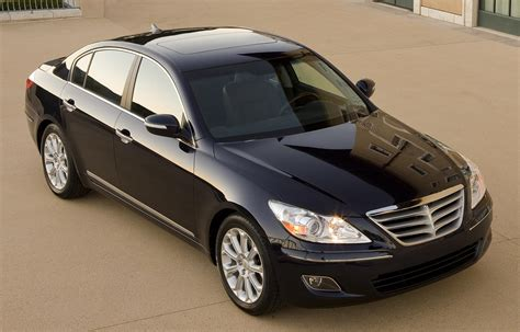 2009 Hyundai Genesis Pictures/photos Gallery