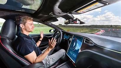 Driving Self Tesla Cars Technology Realtor Expects