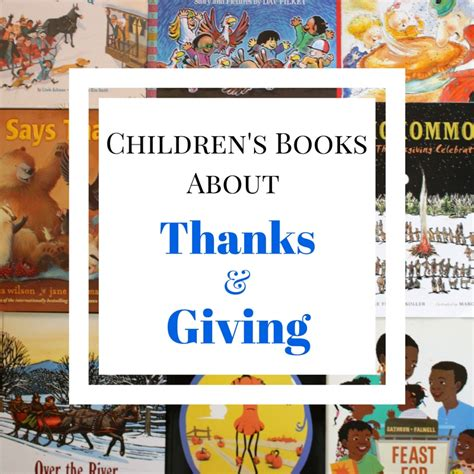 thanks amp giving a children s booklist for thanksgiving 853 | Childrens Books About Thanks and Giving