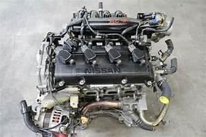 Jdm Nissan Altima Sentra 2 0l Qr20de Engine Japanese