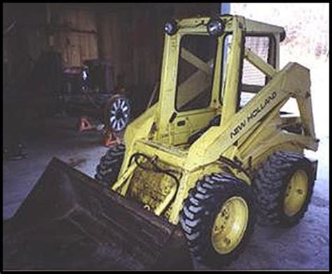 holland  skid steer attachments specifications