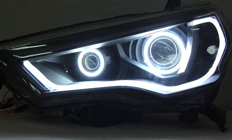 toyota runner dual switchback led projector