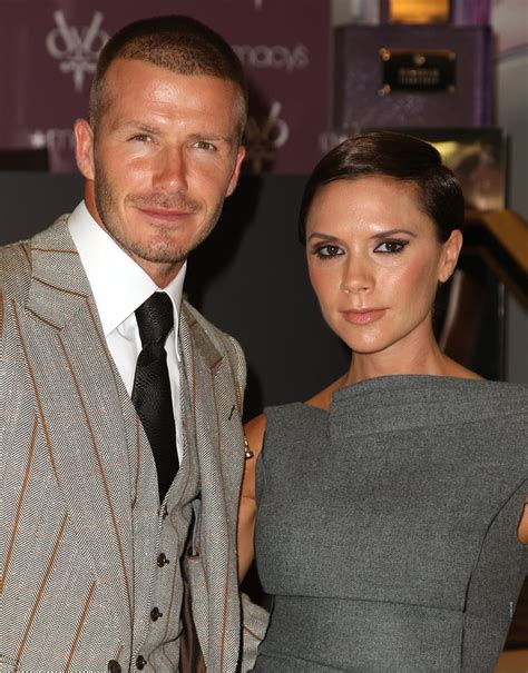 David and Victoria Beckham Cute Pictures | POPSUGAR ...