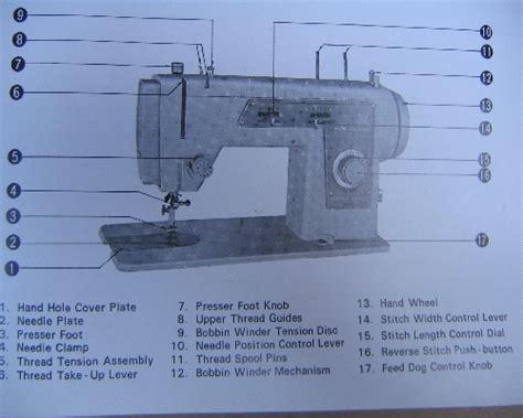 blind parts frister rossmann 45 11 sewing machine