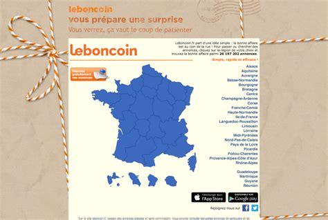 identit 233 visuelle mobile services leboncoin fait peau neuve