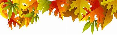 Clipart Autumn Thanks Annual Star Appeal Leaves