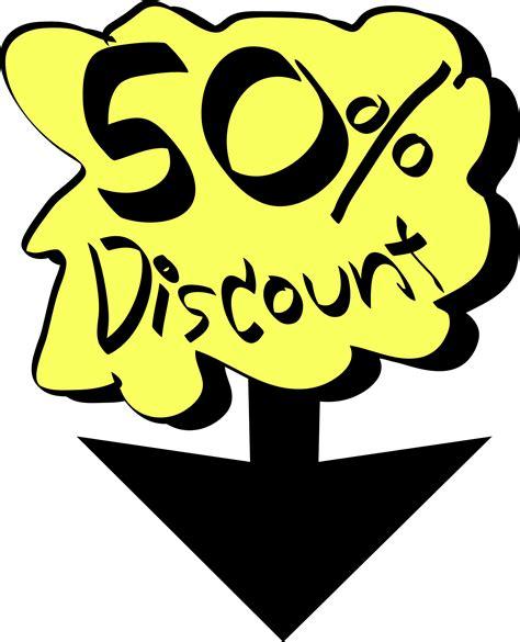 Clipart - 50% Discount