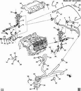 2001 Oldsmobile Silhouette Engine Diagram