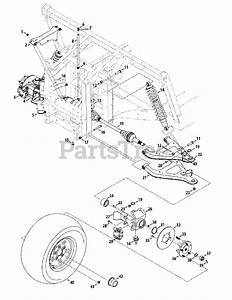 Farmall Cub Front Axle Diagram