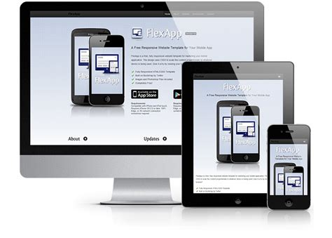 24 Free Responsive Website Html Templates