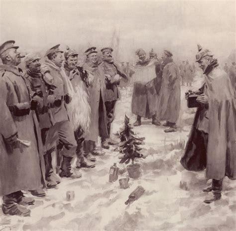 erster weltkrieg als briten und deutsche