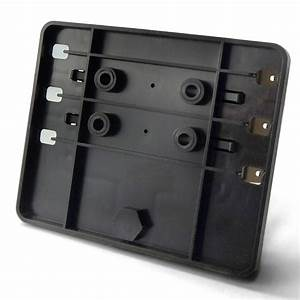 Universal 6 Way Covered 12v Circuit Blade Fuse Box Led