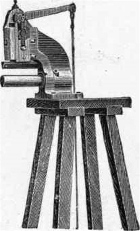 Chapter XLII. Sheet And Plate Metal Working Machines And Tools