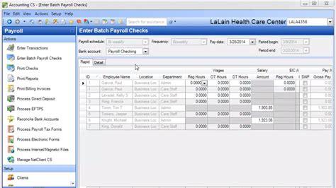 payroll software  accountants accounting cs payroll