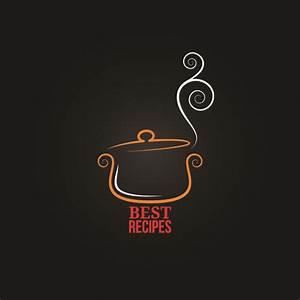 offbeat restaurant menu logo design vector 03 - Vector ...