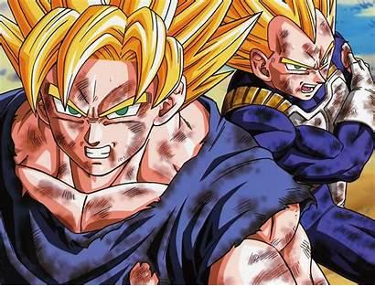 Goku Vegeta Dbz Wallpapers