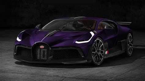Speaking of the molsheim machine, we're here to show you a configuration that stands out for at least two reasons. REPORT - Bugatti Divo | Page 4 | GermanCarForum