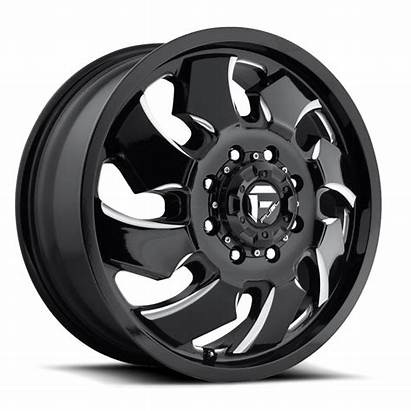 Dually Fuel Cleaver Wheels D574 Piece D239