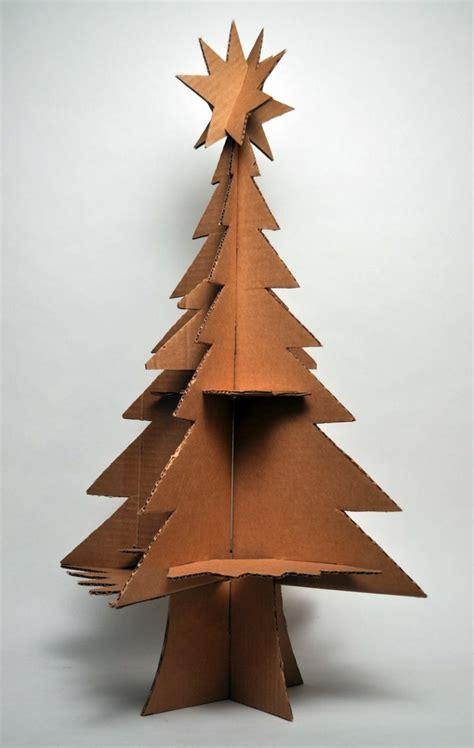 idees creatives comment fabriquer  arbre de noel